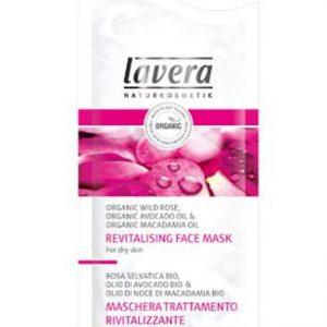 Lavera Organic Wild Rose Revitaliserend Gezichtsmasker