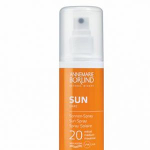 Börlind Sun Care Zonnespray SPF20