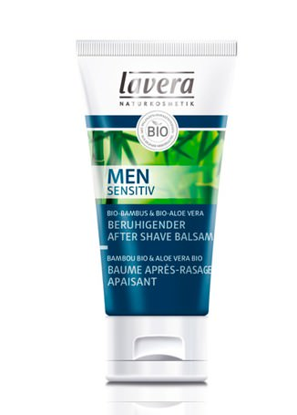 Lavera Men Sensitive aftershave balsem