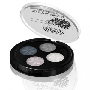 Lavera Trend Sensitiv Beautiful Mineral Eyeshadow Quattro