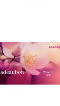 Cadeaubon Lanouk
