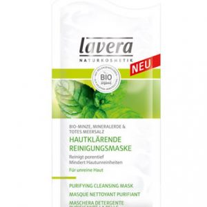 Lavera Organic Mint Zuiverend Masker