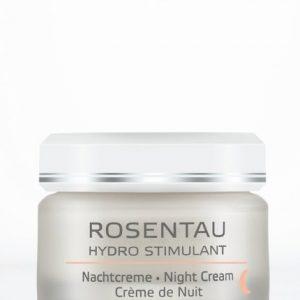 Börlind Rosentau Nachtcrème