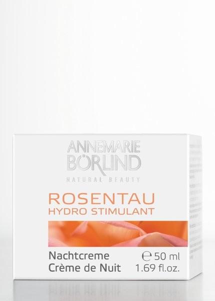 Annemarie Börlind Rosentau Nachtcrème box