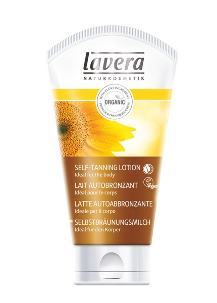 Lavera Sun Sensitiv Zelfbruiner lotion