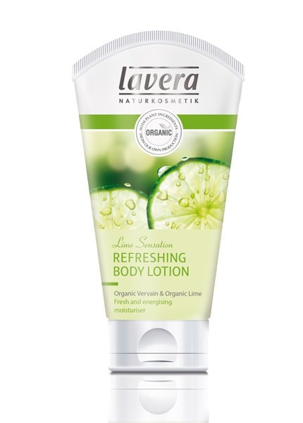 Lavera Lime Sensation body lotion