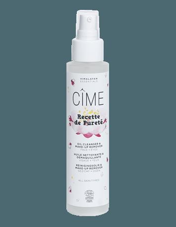Cîme Recette De Pureté Make-up Remover
